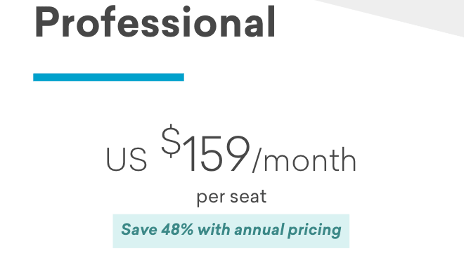 48% professional vyond offer