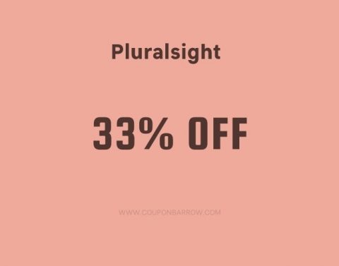 Pluralsight annual coupon