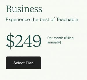 teachable business coupon code