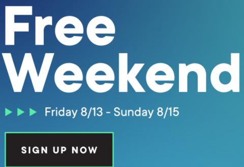 Pluralsight free weekend